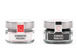 Label Salz love and lecker detmolder fass