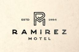RM PM Logo Concept Monogram