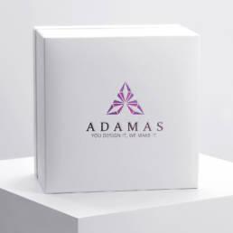 Adamas You Design It, We Make It! Logodesign