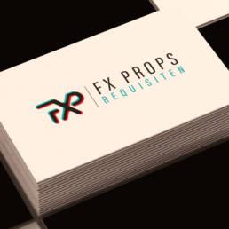 FX Props Requisiten Logodesign