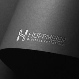 hueppmeier digitalisierung logodesign