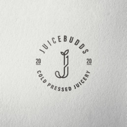 juicebudds coldpressed juice paderborn logo
