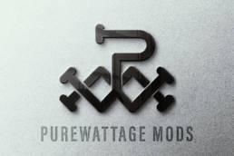 Purewattage Mods Logo
